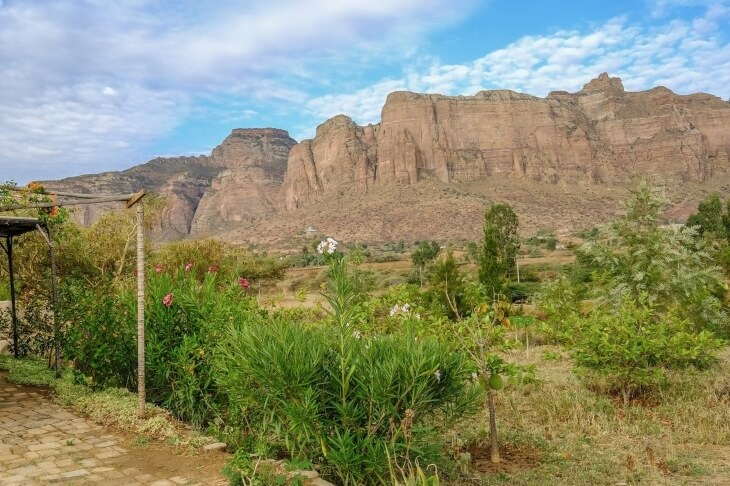 9 Days Simien Mountains trekking